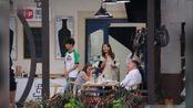 网友法国遇《中餐厅》 苏有朋看呆王俊凯羞笑