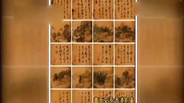 亚太影帝侵吞亲友唐伯虎字画 被判刑1年11个月