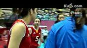 中国女排罕见连飞3个一传,郎导暂停指着曾春蕾:下个球你接!