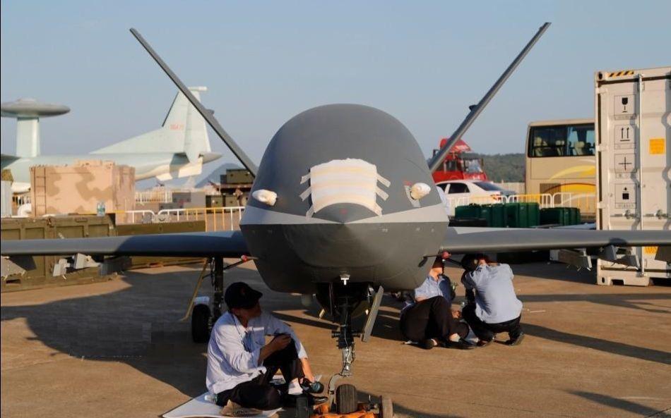 【点兵305】中国军用无人机新技术将改写战争规则