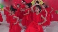 一年级--舞蹈《花木兰》》