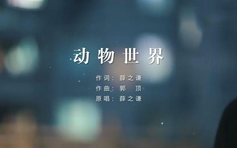 【杜宣达】翻唱 - 薛之谦《动物世界》(MV)