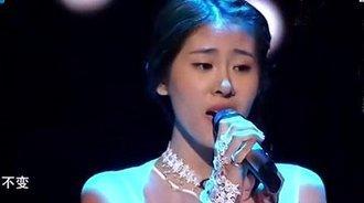 张碧晨三国语言混唱《爱你的宿命》,感觉完全听不够啊!