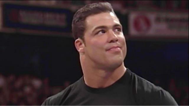 奥运重量级自由角力冠军 科特-安格1999年在WWE首秀