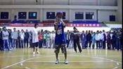篮球欣赏与教学 烟台D贰C街盟123活动视频