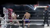 邱建良决战泰国特维拉,拳拳到肉完胜对手