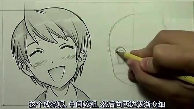 超强手绘漫画画法全过程 水彩铅笔画动漫人物画法 高清在线观看 百度