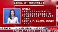 《双色球快报》第2017066期
