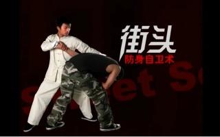 格斗-实战防身术