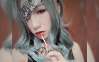 【夏木】【伪娘】精灵御姐妆 掰弯直男系列x
