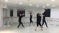 蒙古舞-天边!编舞:穆老师!飞儿舞蹈!2017.3.29