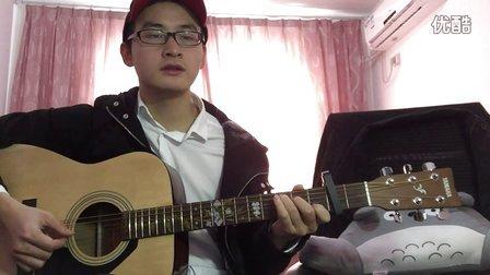 虫儿飞吉他弹唱C调
