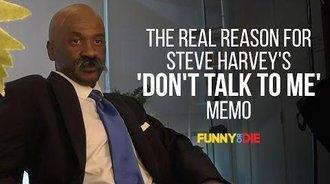 史蒂夫·哈维不想和人说话的真正原因