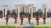 浦城燕子广场舞《美丽的遇见》编舞;杨丽萍