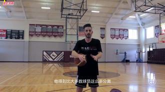 """篮球技巧学习,斯蒂芬·库里""""滑动一步"""""""