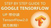 [up带你读]Tensorflow2.0官方教程 2.1Basic classification