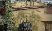 【WOT】坦克世界LOD解说 风驰电掣的T37