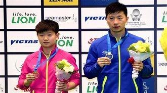 豪言东京夺冠美梦被国乒新世代击碎 日选手:将来也赢不了