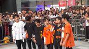 boystory【Too Busy】路演沈阳站 饭拍合集