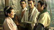 张良请韩信出兵救刘邦,但韩信却要先回家乡寻找故人