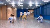 创造营2019:戴景耀练习室带队《逍遥游》,自带舞美的男人!