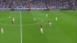 欧冠1/4决赛次回合五佳球摩纳哥团队配合