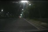 午夜狂飙, 高尔夫 街头狂追 奔驰A45 AMG