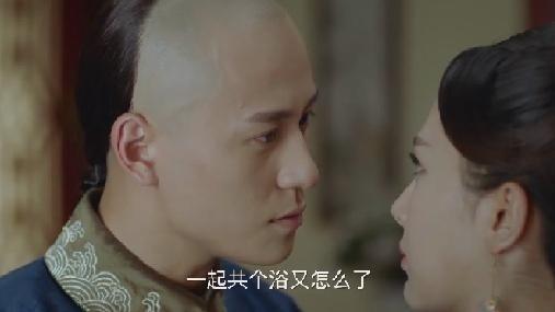 龙珠传奇:俊杰霸道占有杨紫,我们一起共个浴怎么了!辣眼睛啊