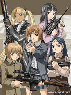 快枪少女第1季