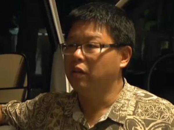 华人导游亲历拉斯维加斯枪击案勇救伤者