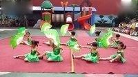 幼儿园扇子舞《春晓》