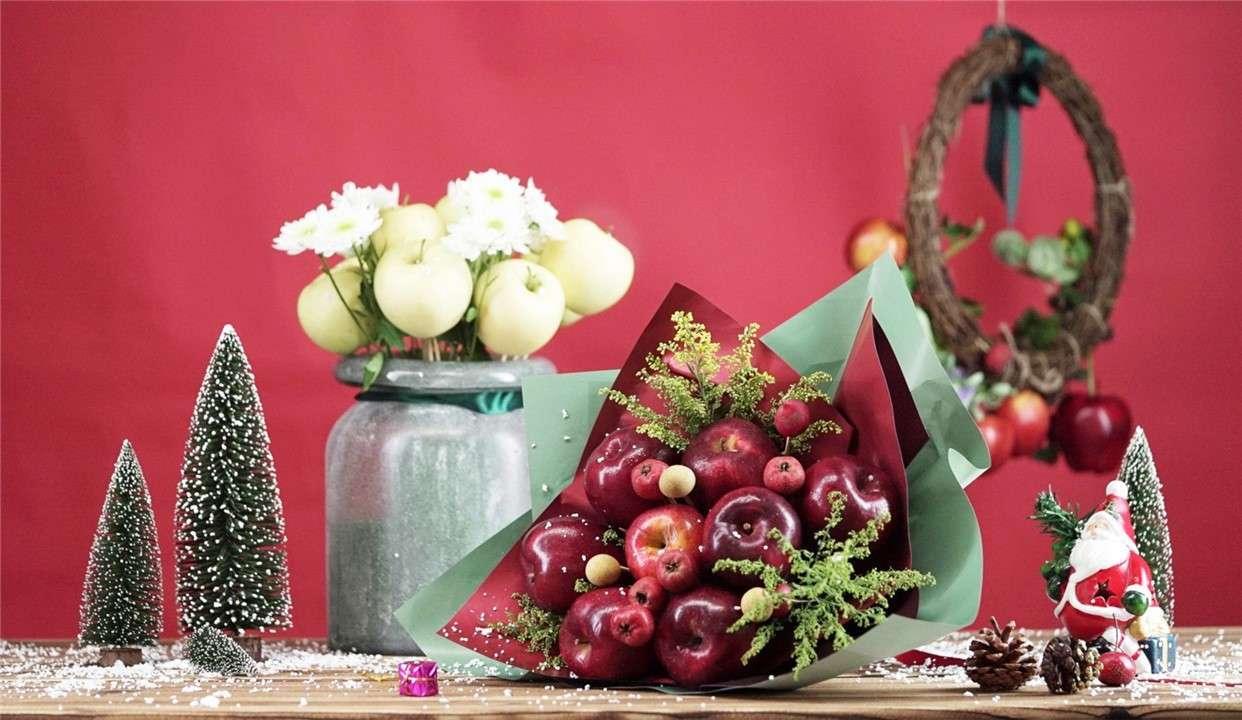 平安果的三种「花式」送法