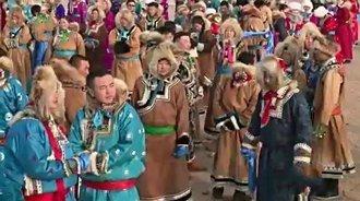 内蒙古第十四届冰雪那达慕
