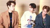 【洋灵丨花絮】200313 oner X 娱情lab 采访花絮