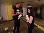 WWE2016年11月3日raw高柏vs布洛克莱斯纳(中文)
