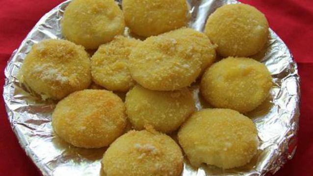 土豆饼 云南大理做法