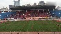 2017中国足球乙级联赛开幕式表演——西北武术学院武术荟萃