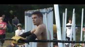2013.06.08 CZW Tournament Of Death 12 - 灯管死亡赛 Danny Havoc vs. Scotty Vortekz