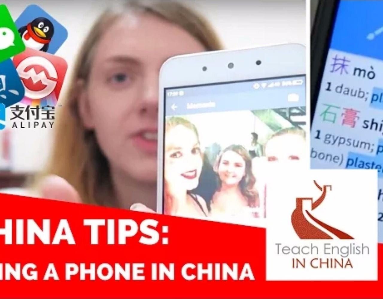 洋妞跟你讨论一下中国的几款app [生肉]