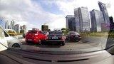 Sunty桑迪安霸A7方案行车记录仪 1080P实拍