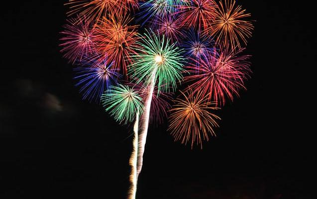 【KaBoooom&池年】打上花火【升起的烟花,从下面看?还是从侧面看?】【原创PV】