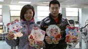 金牌夫妻同获奥运会入场券 庞伟心中杜丽是英雄