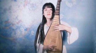 青瑶,琵琶《星辰》,《择天记》主题曲