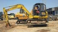 福田雷沃60-7型挖掘机优惠促销转让8.5万及租赁