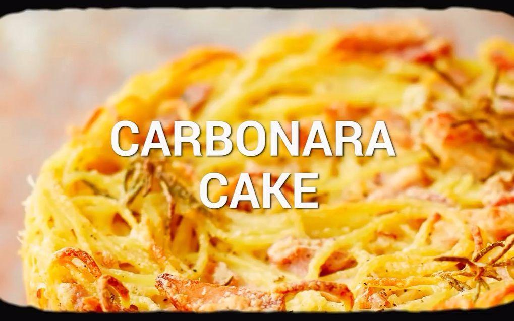 (杰米搬运工)杰米奥利弗 周五晚上的宴会 快手菜 意大利面蛋糕 Jamie Oliver