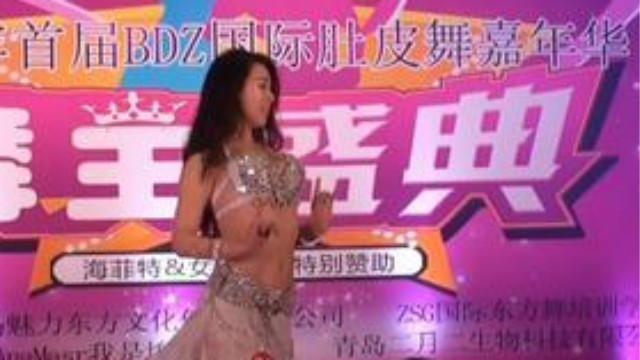 2016首届国际肚皮舞嘉年华 冠军导师:赵雅囡Joanna