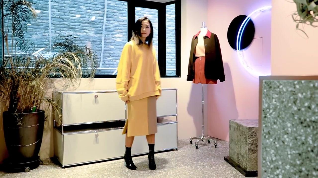 【春季穿搭】Day Ji~跟着我在韩国逛街吧