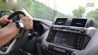 一汽 丰田车霸道 普拉多 2700 越野 基地 试乘试驾