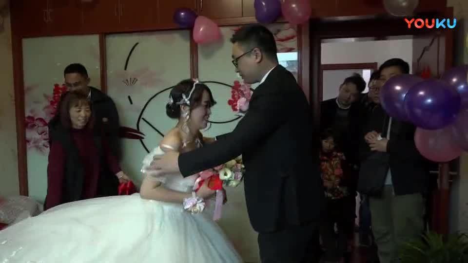 浙江杭州临安农村结婚视频:杭州新娘真漂亮!