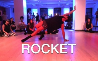 [BDC] Yanis Marshall 高跟鞋编舞 Rocket - Beyoncé